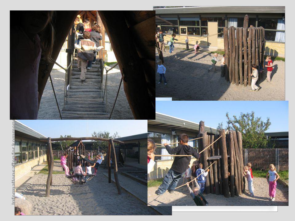 Informationsaften for kommende 0.klasseforældre – 31.oktober 2012 Legegården