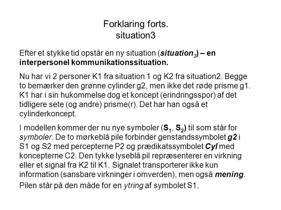 Forklaring forts.