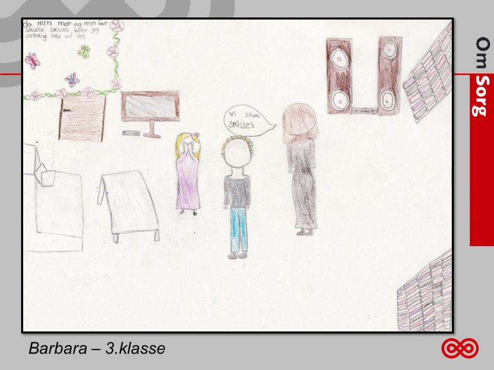 Barbara – 3.klasse
