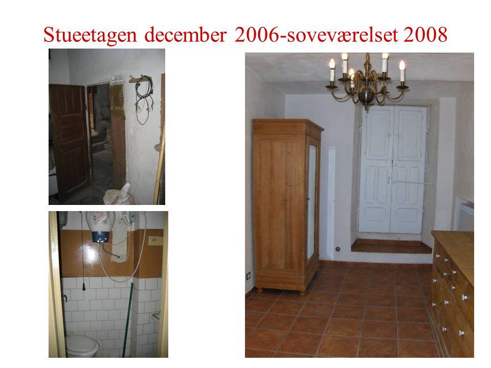 Stueetagen december 2006-soveværelset 2008