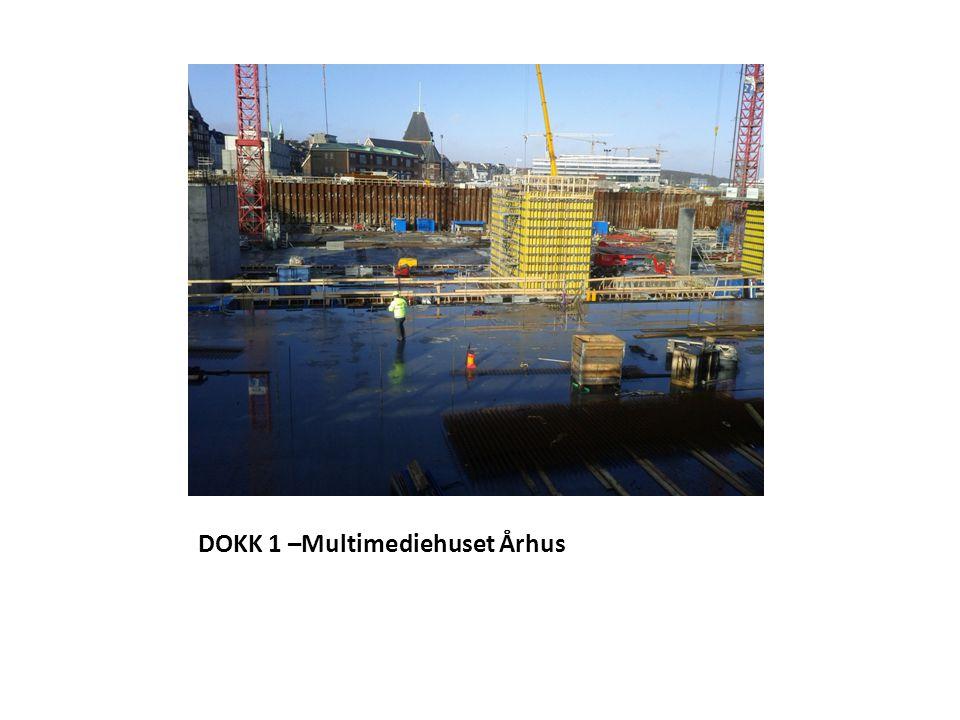 DOKK 1 –Multimediehuset Århus