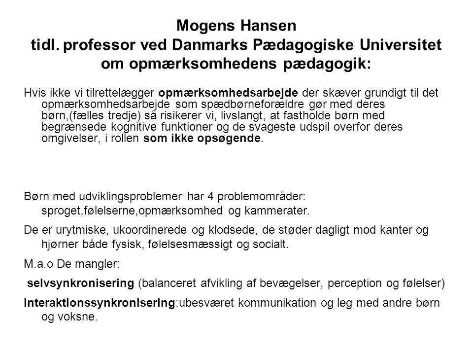 Mogens Hansen tidl.