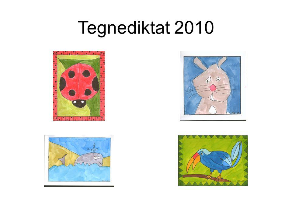 Tegnediktat 2010