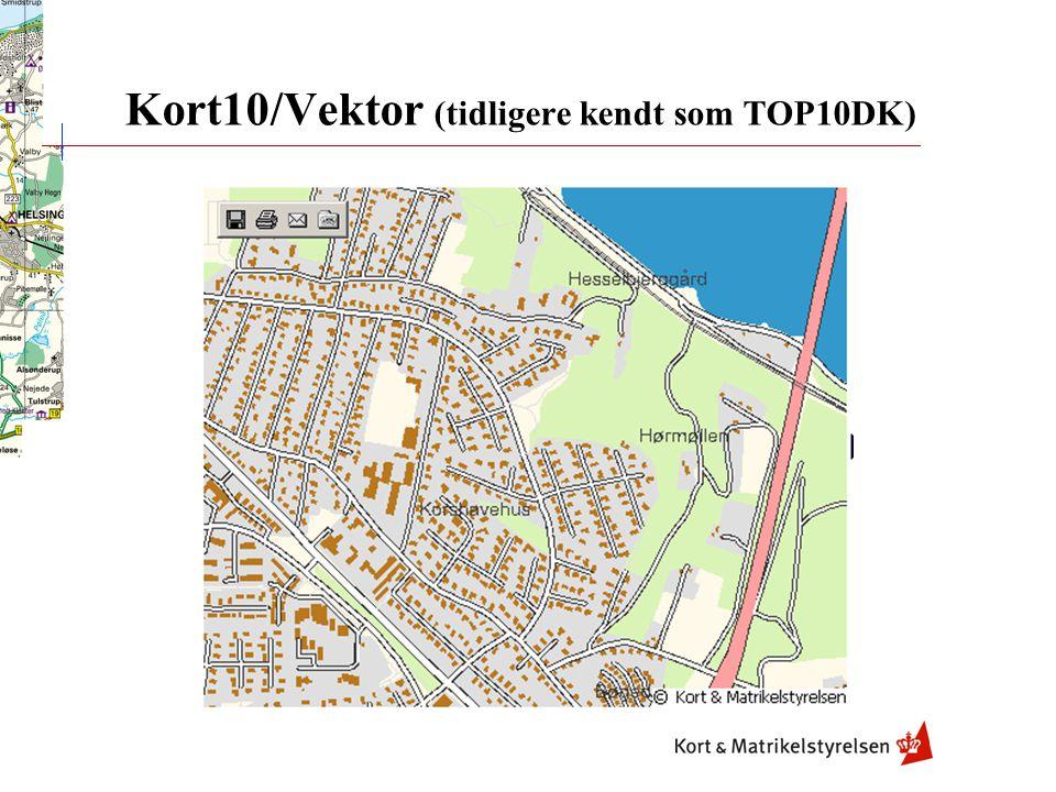 Kort10/Vektor (tidligere kendt som TOP10DK)
