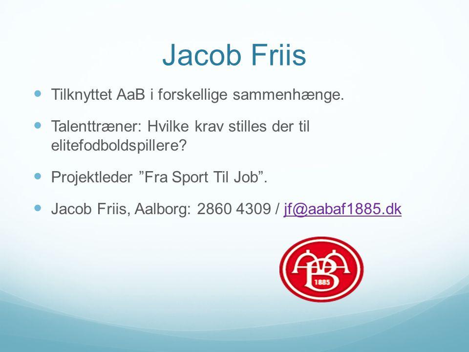 Aalborg Kommune  Morten Ubbesen arbejder til daglig som projektleder i Aalborg Kommunes Kultur- og fritidsforvaltning.
