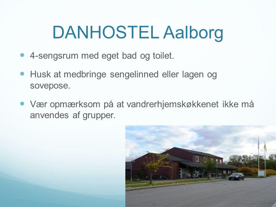 VHG – Aalborg søn. d. 11/3-12 Afgang VHG kl. 12:00.