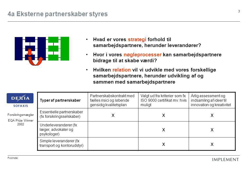 Fodnote: 4 Partnerskab case: St.