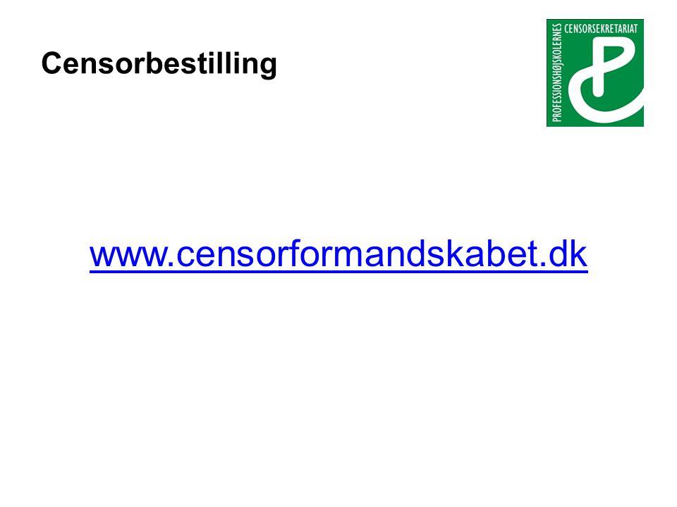 Censorbestilling www.censorformandskabet.dk