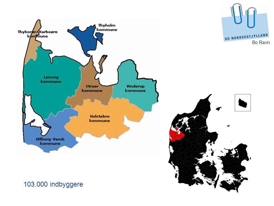 Bo Ravn 103.000 indbyggere