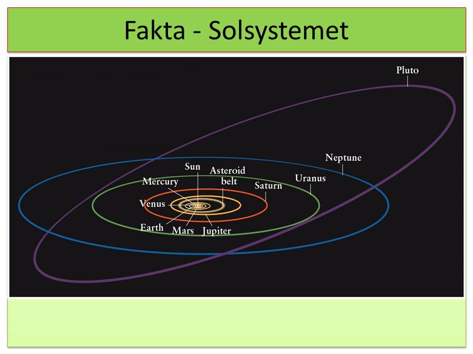 Vi kender alle de naturlove der: -Forklarer planeternes og alle andre (himmellegemers bevægelse) -Forklarer (energi)forholdene inde i Solen og alle andre steder - Forklarer lysudsendelse fra atomerne - Forklarer varmestråling fra alle legemer - Alle observationer/eksperimenter bekræfter disse naturlove og mange flere – konsistens.