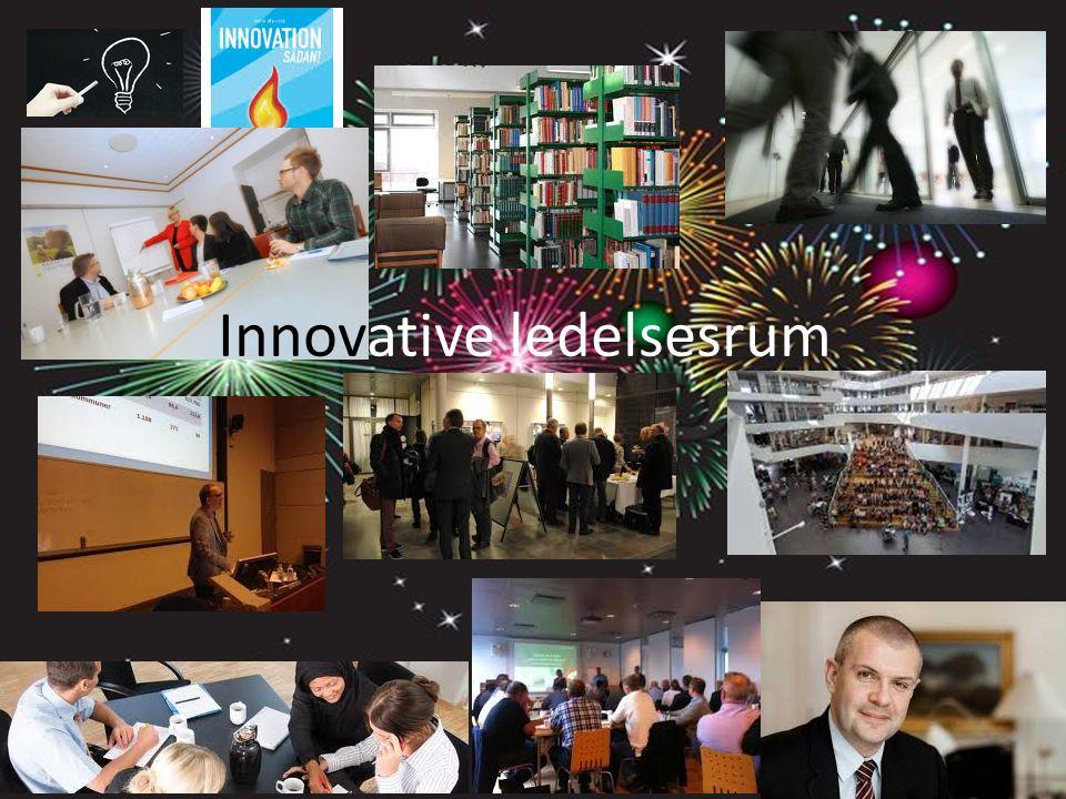 Innovative ledelsesrum