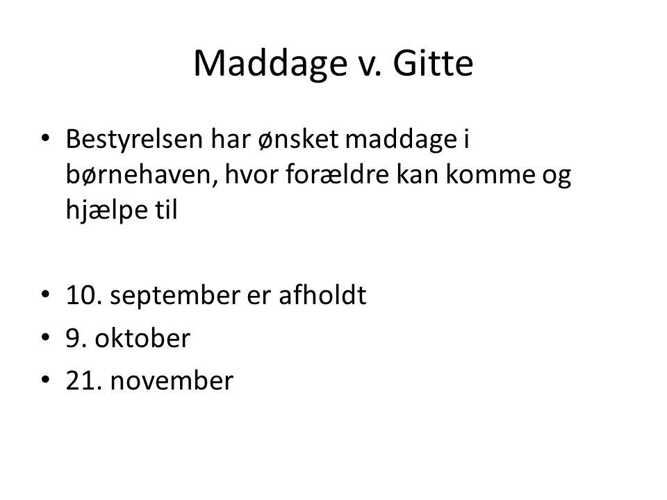 Maddage v.