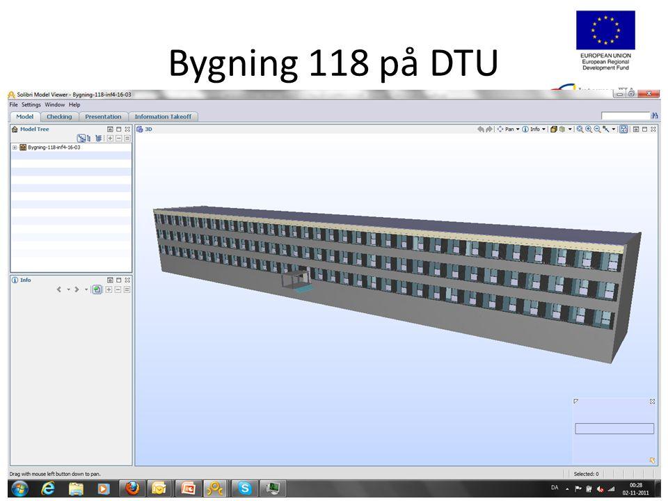 Bygning 118 på DTU