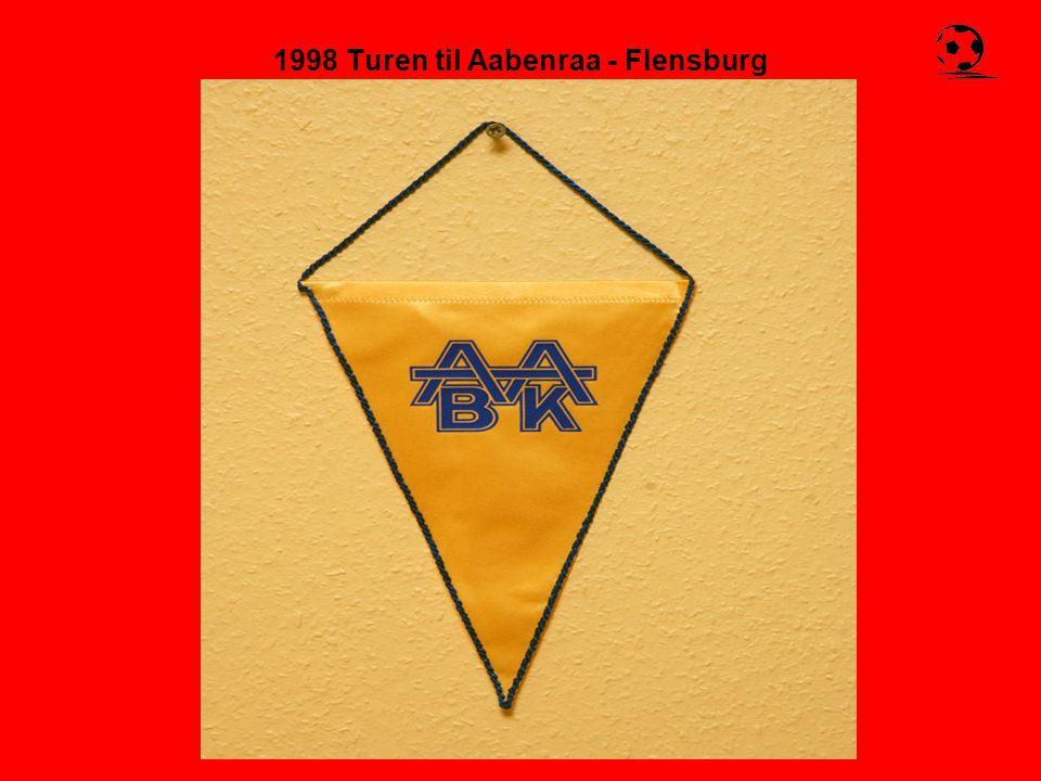 1998 Turen til Aabenraa - Flensburg