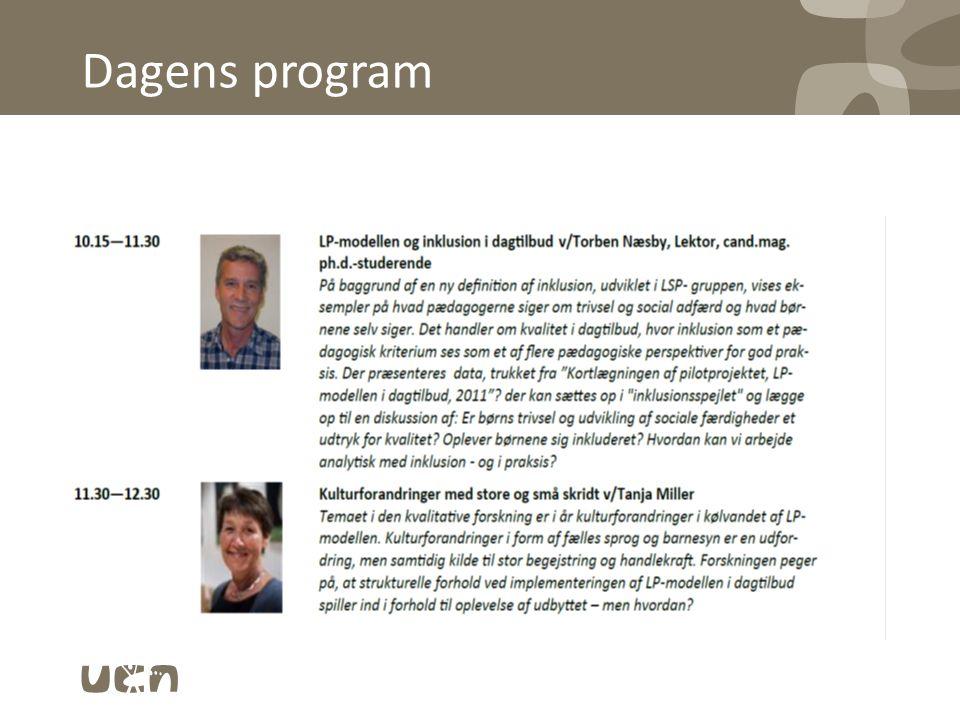 Dagens program