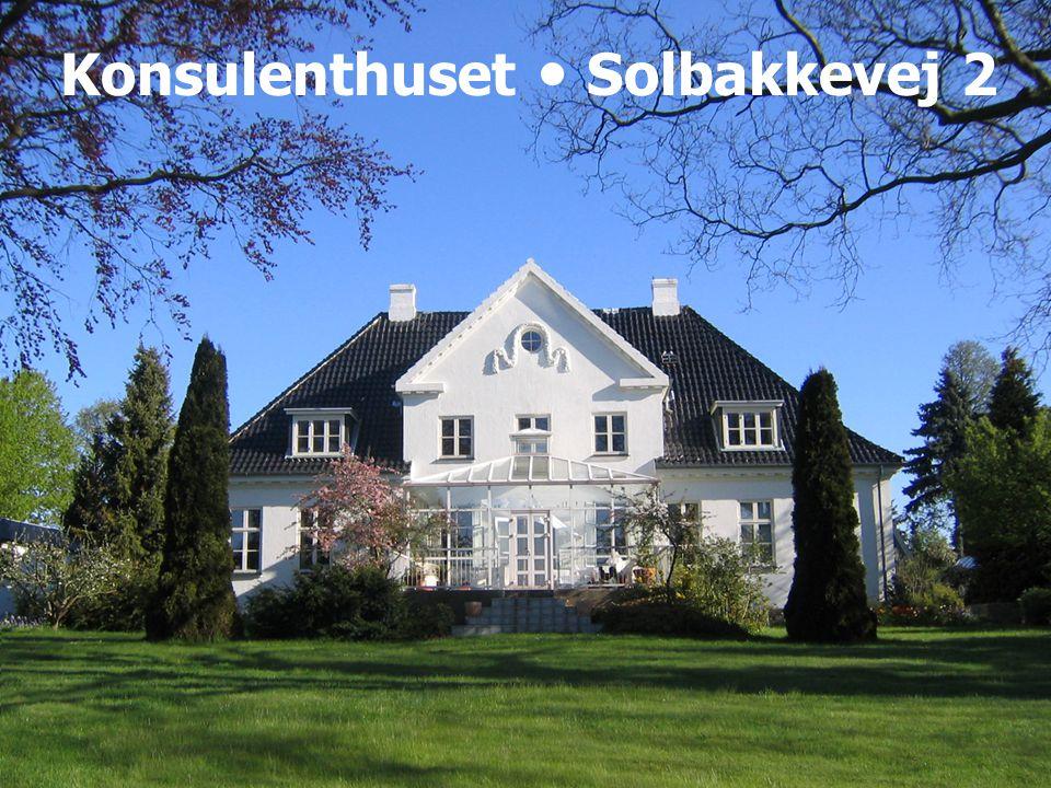 Konsulenthuset  Solbakkevej 2