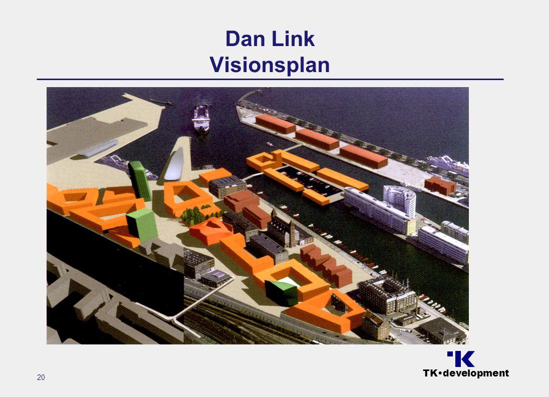TK•development 20 Dan Link Visionsplan