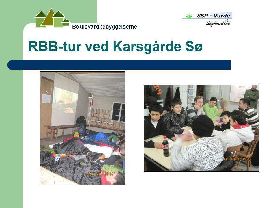 RBB-tur ved Karsgårde Sø Boulevardbebyggelserne
