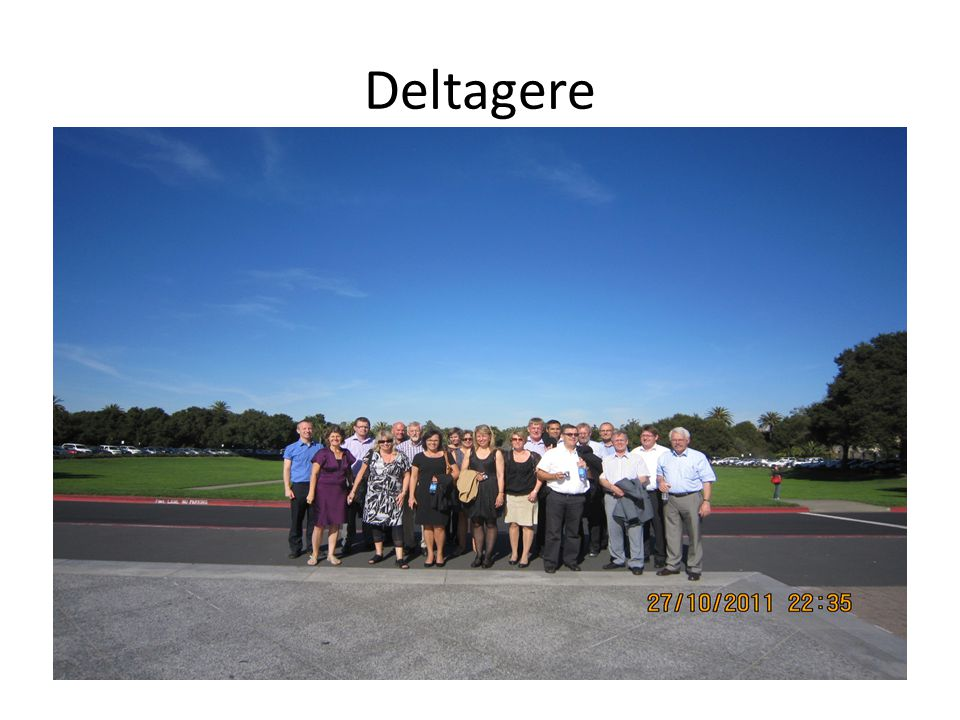 Deltagere
