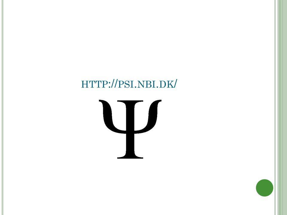 HTTP :// PSI. NBI. DK /