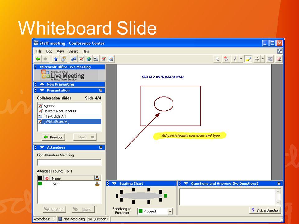 Whiteboard Slide