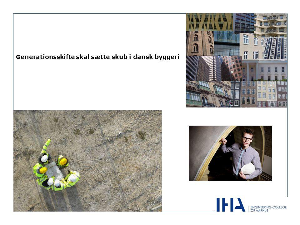 Generationsskifte skal sætte skub i dansk byggeri