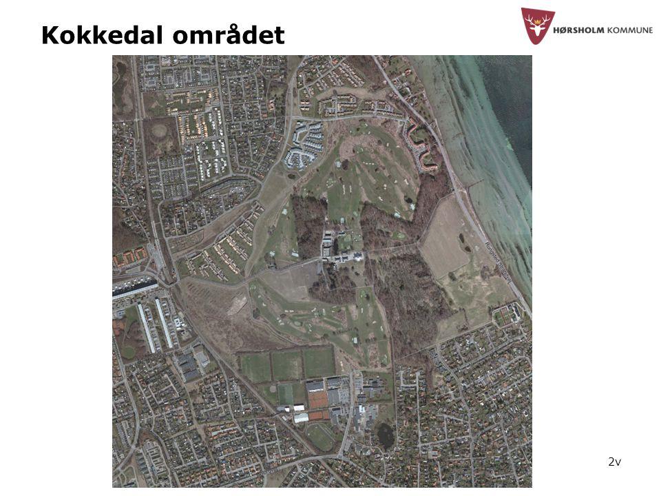 2v Kokkedal området