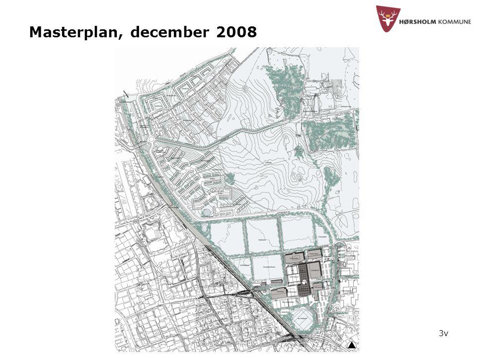 3v Masterplan, december 2008