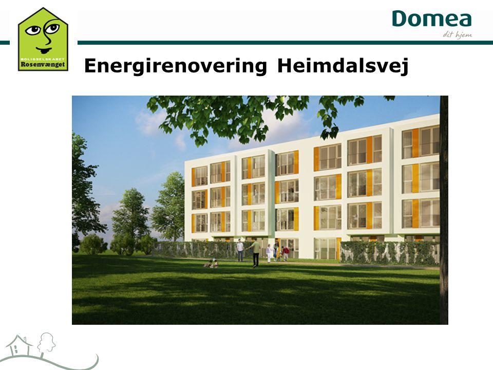 Energirenovering Heimdalsvej