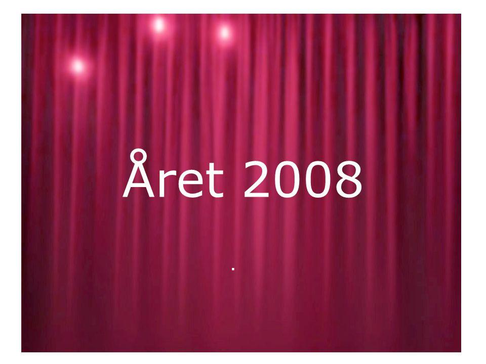 Året 2008.