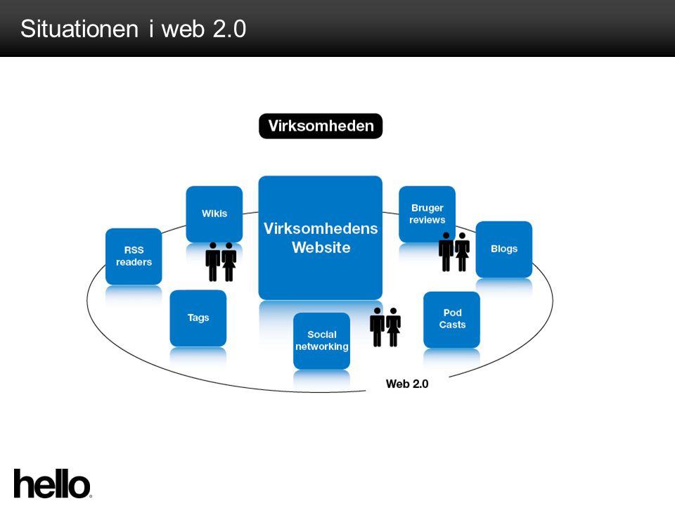 Situationen i web 2.0