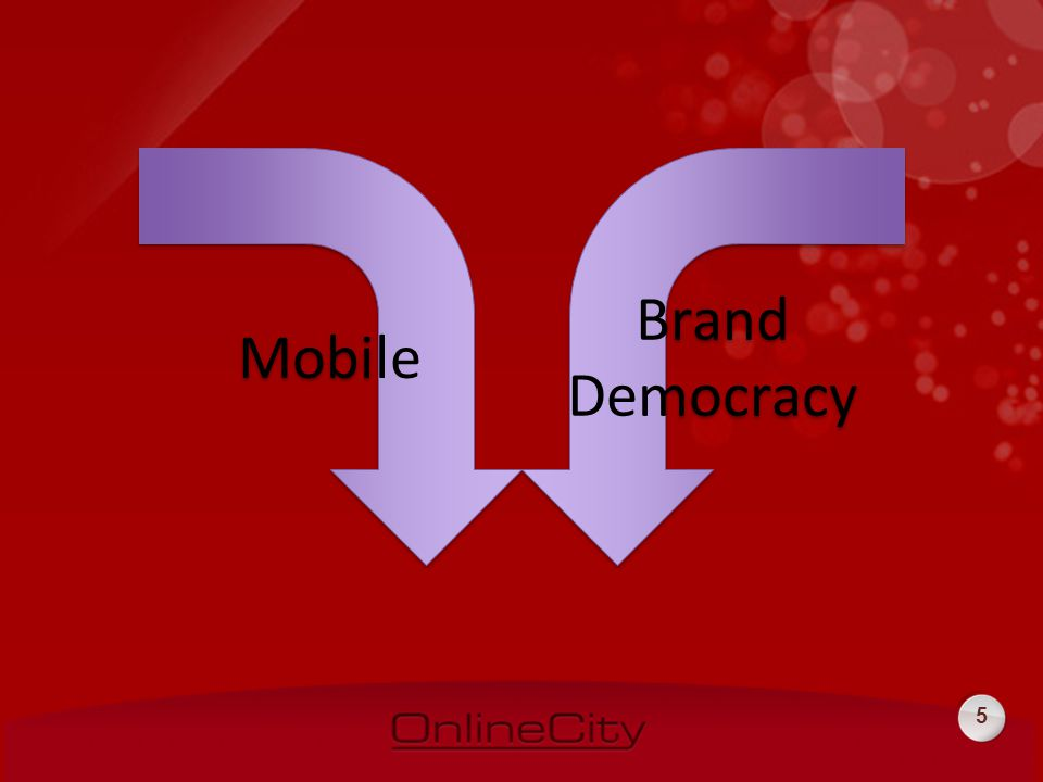 5 Mobile Brand Democracy
