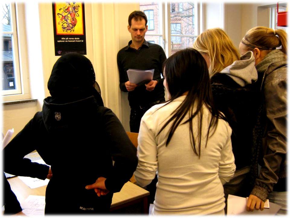 analyse > proces > udvikling Brugerundersøgelse: Kontrafaktisk formidling på Danmarks Tekniske MuseumDTM 2010/11 14