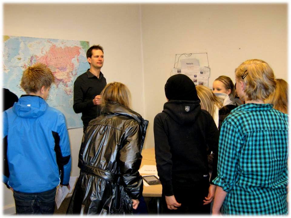 analyse > proces > udvikling Brugerundersøgelse: Kontrafaktisk formidling på Danmarks Tekniske MuseumDTM 2010/11 15