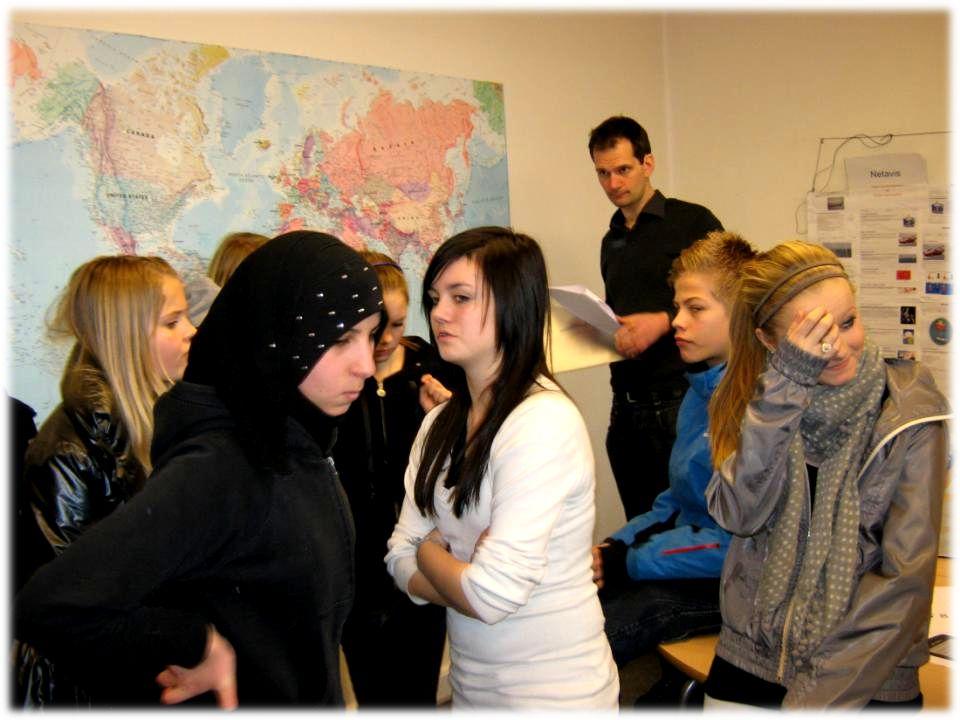 analyse > proces > udvikling Brugerundersøgelse: Kontrafaktisk formidling på Danmarks Tekniske MuseumDTM 2010/11 16