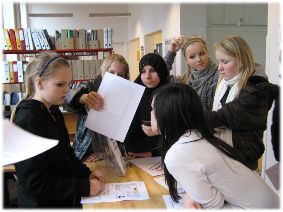 analyse > proces > udvikling Brugerundersøgelse: Kontrafaktisk formidling på Danmarks Tekniske MuseumDTM 2010/11 18
