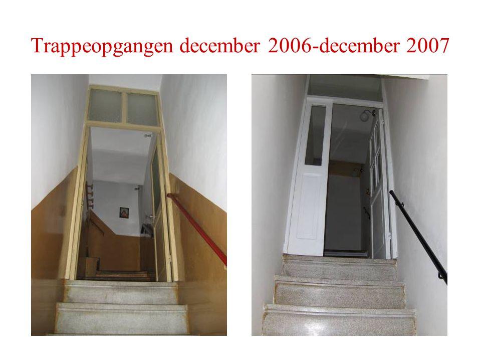 Trappeopgangen december 2006-december 2007