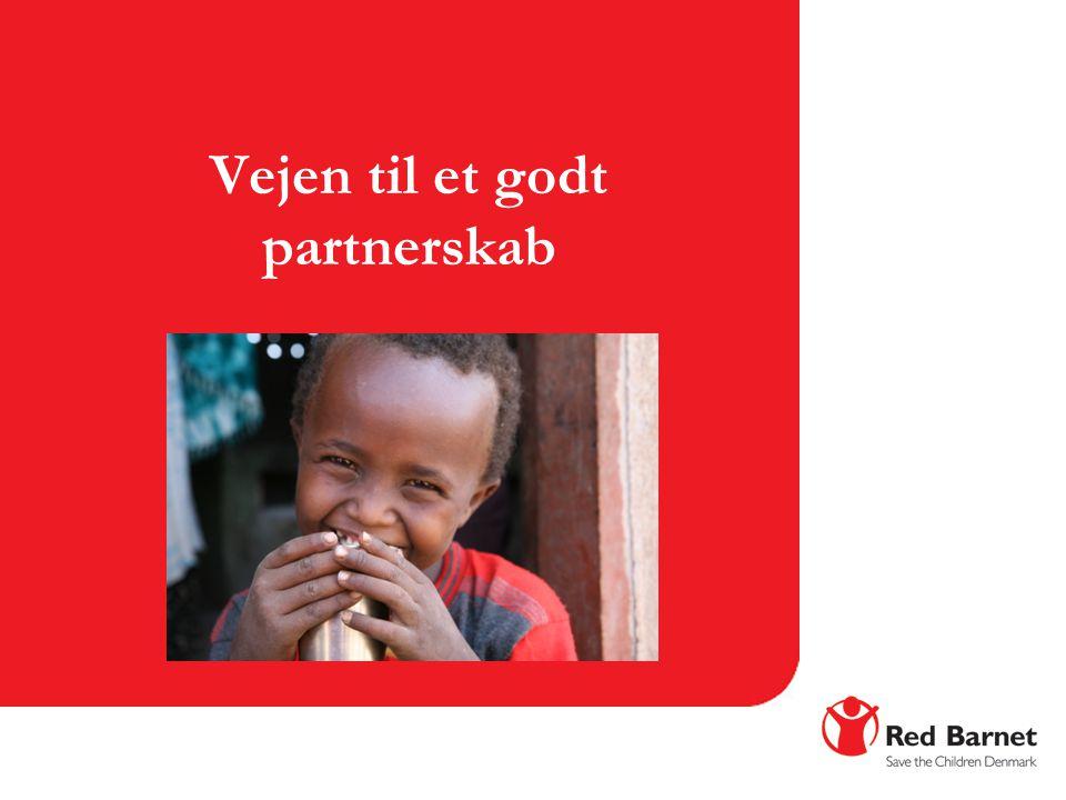 Vejen til et godt partnerskab