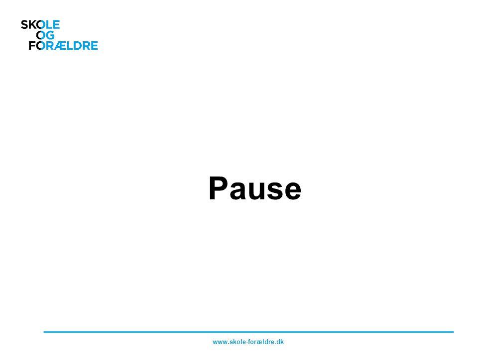Pause www.skole-forældre.dk