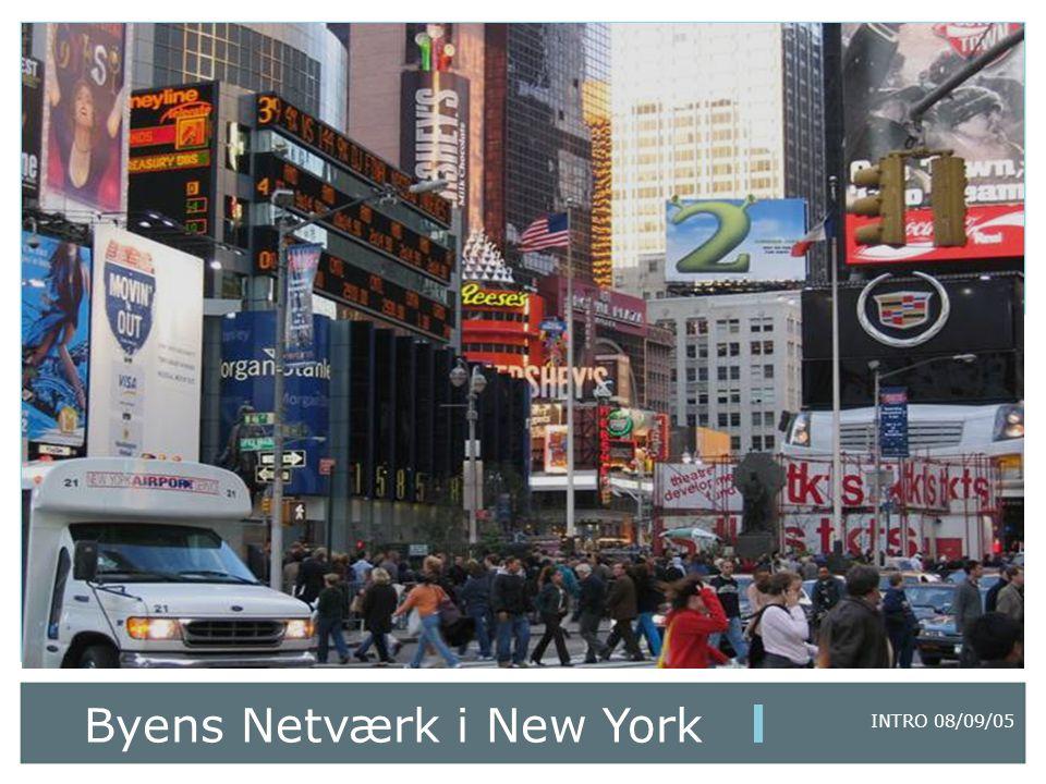 New York DAGENS PROGRAM 1.Velkommen / Vi glæder os.