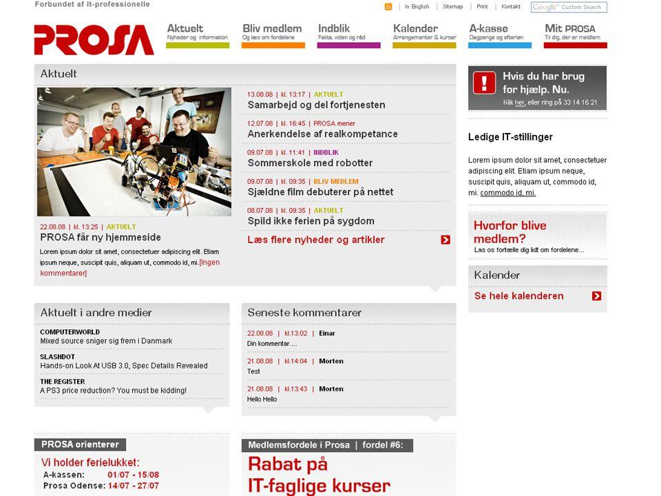 gammel.prosa.dk - indtil d. 1 oktober - http://new.prosa.dk