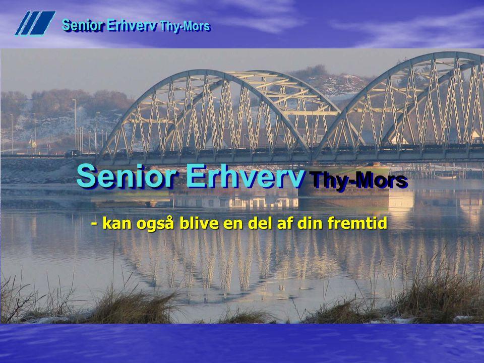 Senior Senior Erhverv Thy-Mors - kan også blive en del af din fremtid