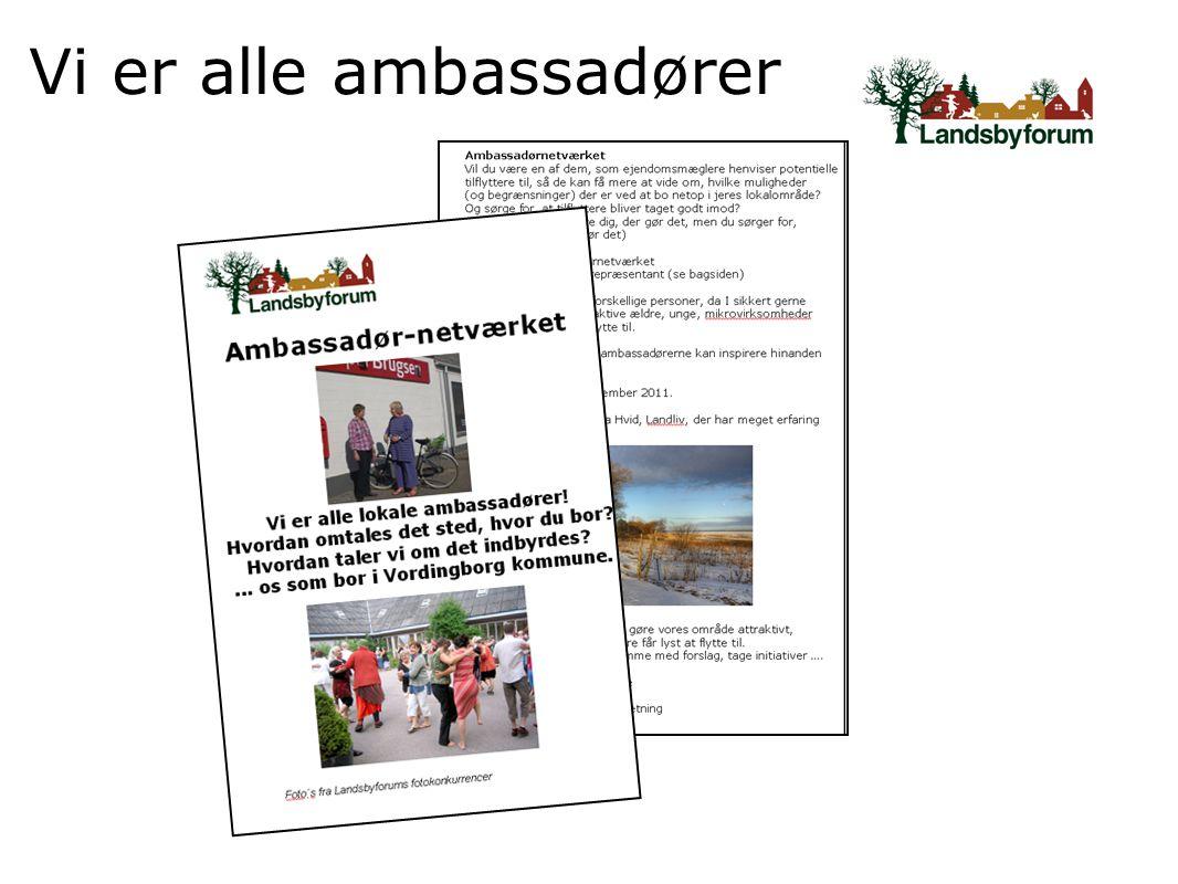 Vi er alle ambassadører