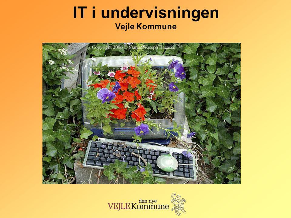 IT i undervisningen Vejle Kommune