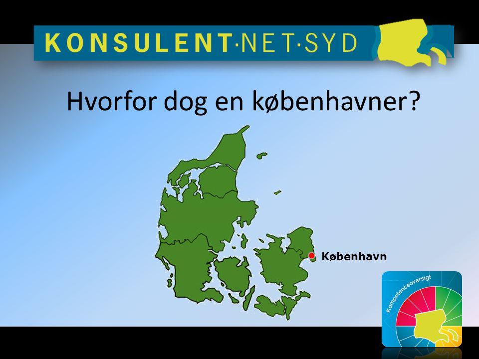 Hvorfor dog en københavner København