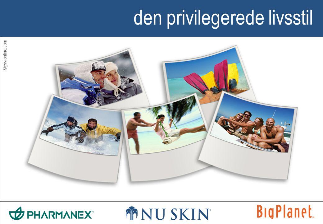 ©gsv-online.com den privilegerede livsstil