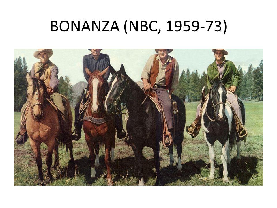 BONANZA (NBC, 1959-73)