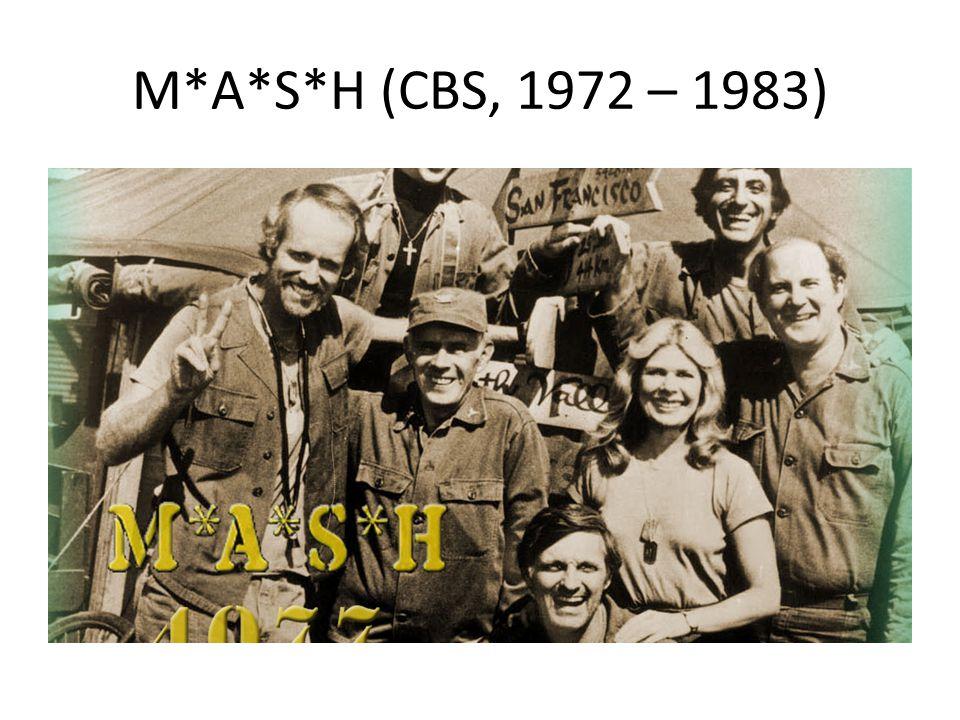 M*A*S*H (CBS, 1972 – 1983)