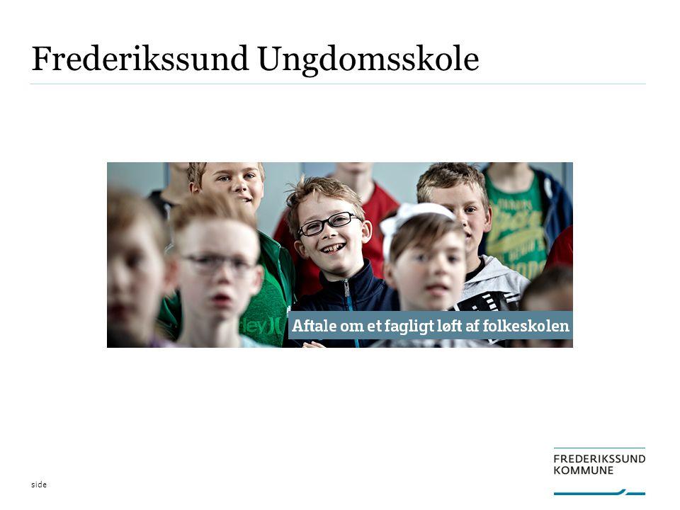 side Frederikssund Ungdomsskole