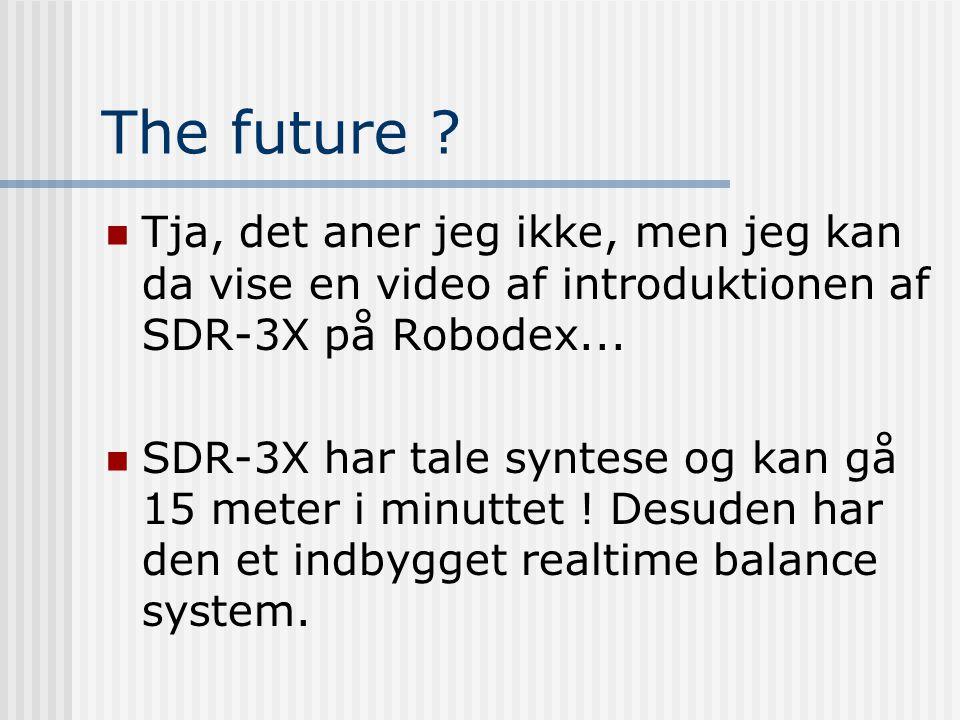 The future .